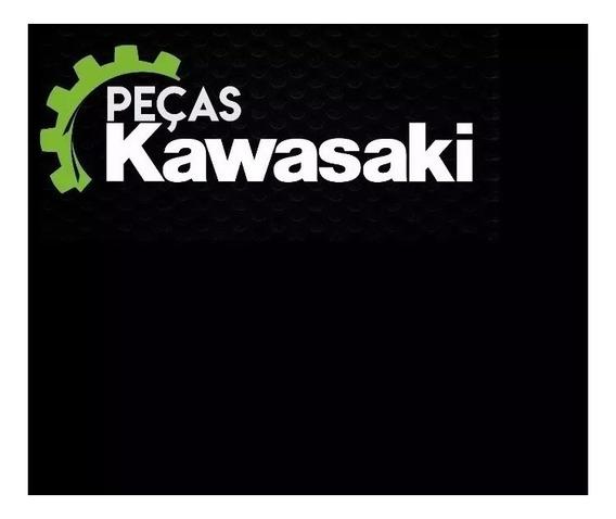 Cabo Embreagem + Peso De Guidão + Parafuso Original Kawasaki