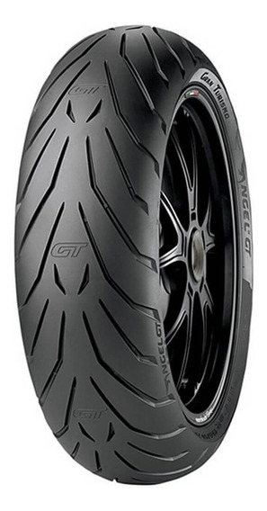 Pneu De Moto Pirelli 190/55r17 Angel Gt 75w Traseiro Tl