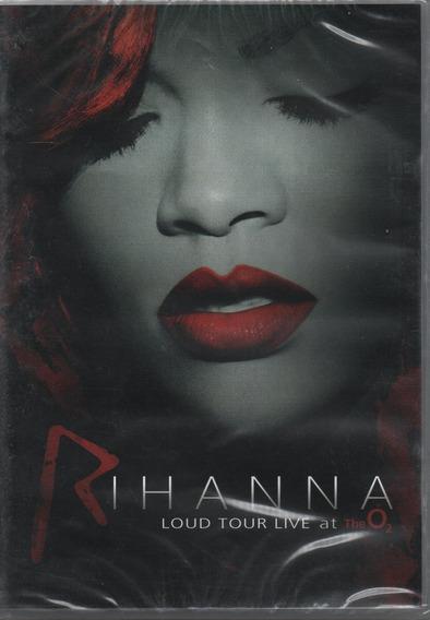 Dvd Rihanna Loud Tour Live At The O2 2012 Lacrado