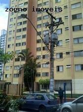 Apartamento Para Venda Em São Paulo, Jardim Andarai, 2 Dormitórios, 1 Banheiro, 1 Vaga - 291