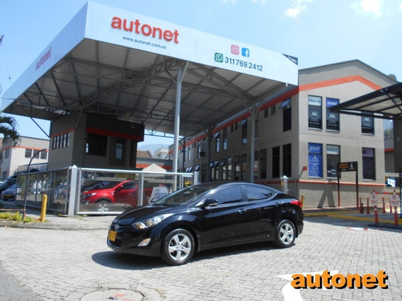 Hyundai I35 Elantra Gls Autom.