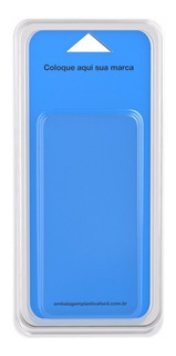 200 Embalagens Capa De Celular Htc - Frete Grátis Cpb01