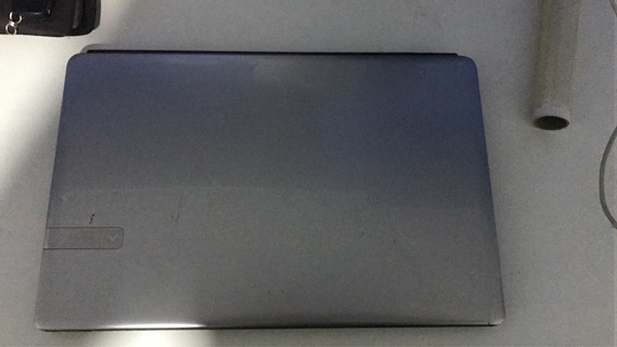 Notebook Gateway Processador I3
