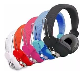 Auriculares Noga Fit X-2670 Acolchados Manos Libres Colores