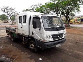 Mercedes Bens Acello 815 C 4x2 Ano 2013/2013 Cabine Supleme
