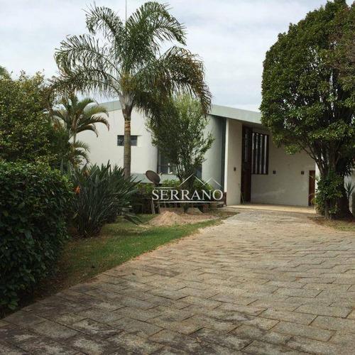 Imagem 1 de 23 de Casa À Venda, 500 M² Por R$ 1.350.000,00 - Condomínio Estância Marambaia - Vinhedo/sp - Ca0118