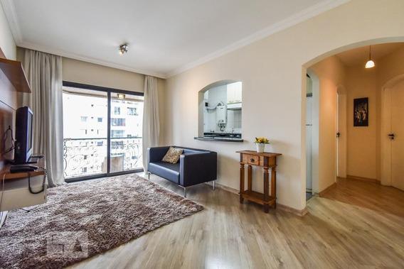 Apartamento No 15º Andar Com 2 Dormitórios E 1 Garagem - Id: 892951568 - 251568