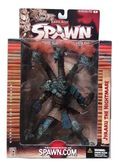 Jyaaku The Nightmare Spawn The Samurai Wars Mcfarlane
