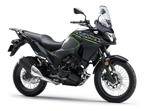 Kawasaki Versys X 300 Abs Gris 0km Cordasco Cycle Center