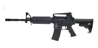 Marcadora Airsoft Colt M4 A1 Full Metal Black Asalto