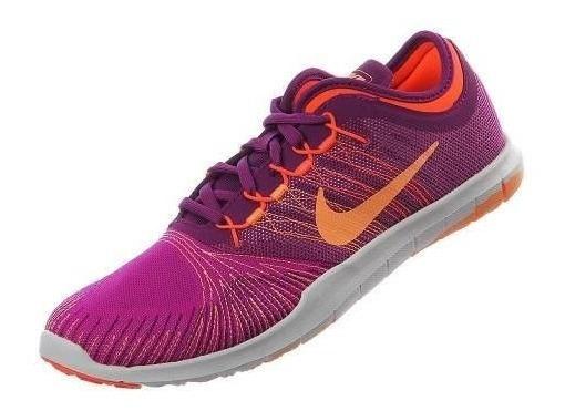 Tenis Nike Flex Rosa - Mujer - 831579-500