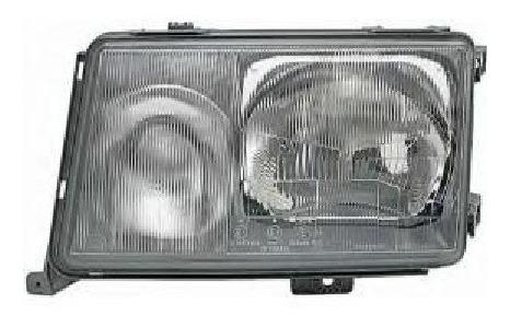Head Lamp Farol Principal Mercedes Benz W124 Usado