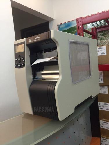 Impresora De Etiquetas Zebra 110xi4