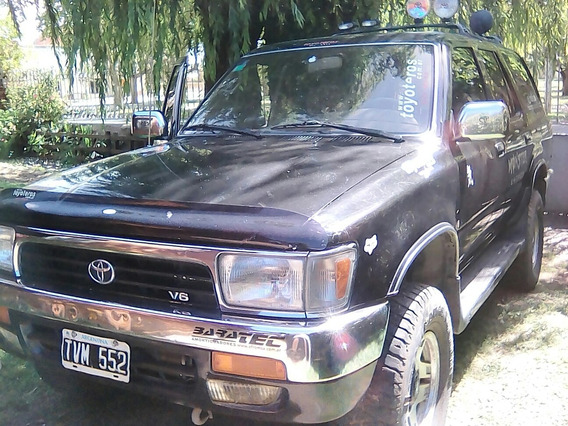 Toyota 4runner Motor V6 3.0 Nafta