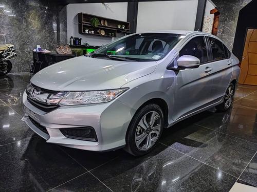 Imagem 1 de 15 de Honda City 1.5 Lx 16v Flex 4p Automático