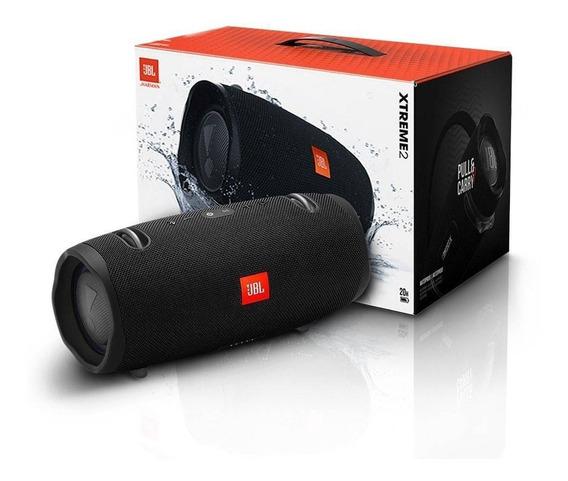 Caixa De Som Bluetooth Jbl Xtreme 2 - 40w Rms - Original