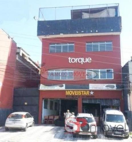 Predio Comercial Para Venda No Bairro Vila Marieta, 1000 M - 2837