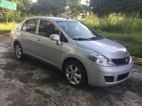 Nissan Tiida 1.8 Advance Sedan Mt En Villahermosa, Tab.