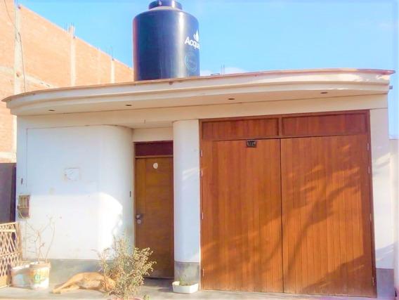 Casa En Carabayllo, Av Tupac Amaru Km 23