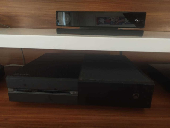 Xbox One 500gb + Kinect + 3 Jogos + Controle