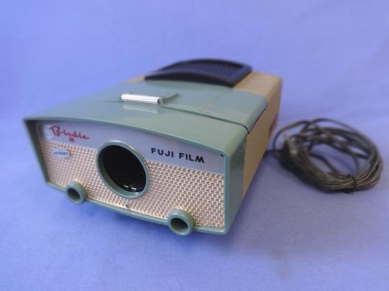 Projetor De Slides Fuji Film Birdie 3 - Década 60 - Peças