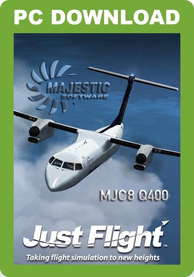 Majestic Software Dash 8 Q400 Pro Edition (for P3d V4)