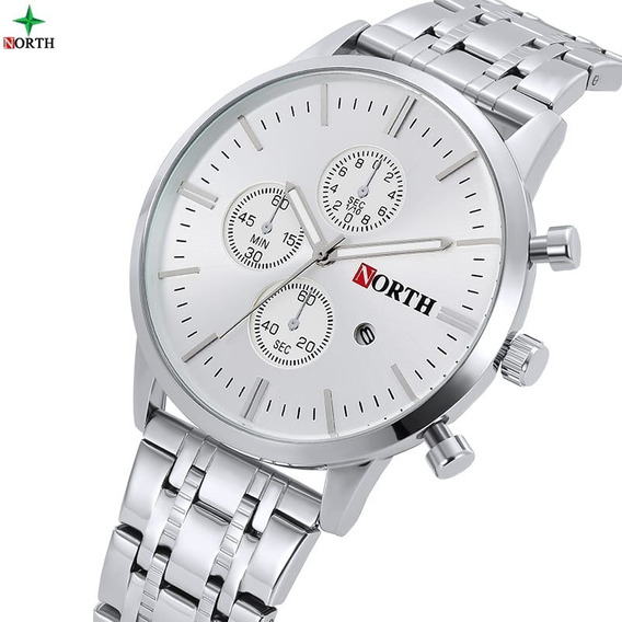 North Modelo 6010 Plata C/ Blanco
