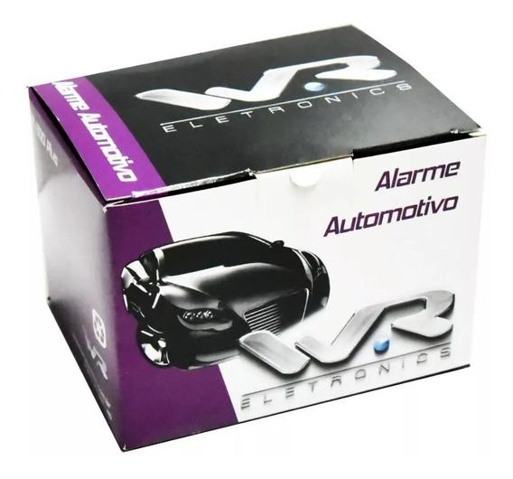 Kit Alarme Automotivo Wr 800 - 12v