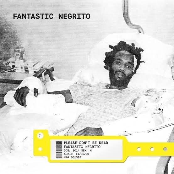Vinil Importado Lp Fantastic Negrito - Please Don