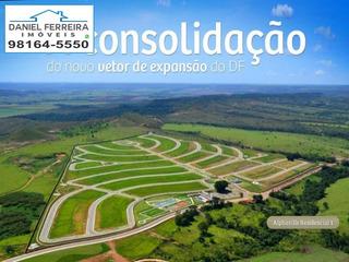 Lote Residencial Alphaville Brasília Df - Te00171 - 32680286