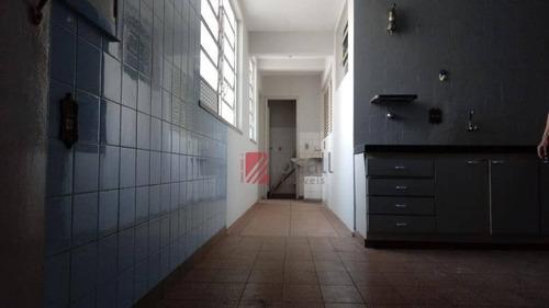 Apartamento Com 3 Dormitórios Para Alugar, 90 M² Por R$ 750,00/mês - Higienópolis - São José Do Rio Preto/sp - Ap2197