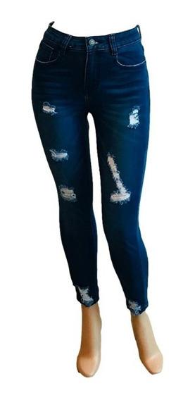 Pantalones Rasgados Dama Mercadolibre Com Mx