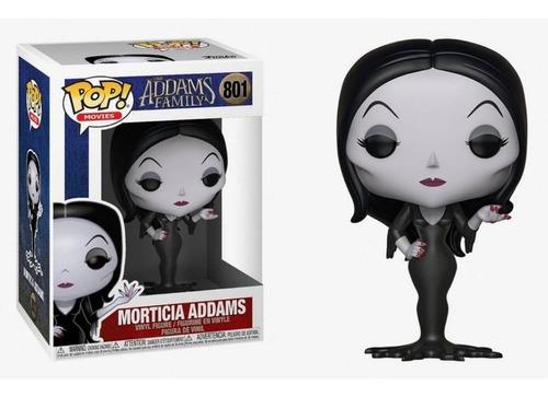 Funko Pop Figura Locos Addams Morticia Int 42612 Orig Wabro