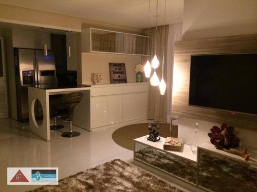 Imagem 1 de 30 de Apartamento Com 3 Dormitórios À Venda, 95 M²  - Jardim Anália Franco - São Paulo/sp - Ap5580