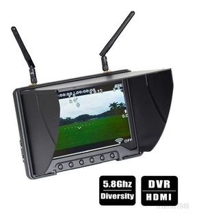 Monitor Para Camara Flysight Black Pearl Rc801