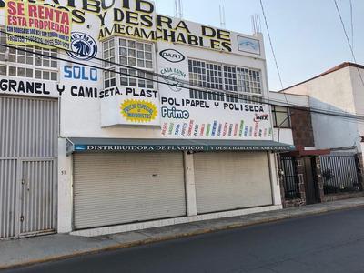 Local Comercial Con Bodega