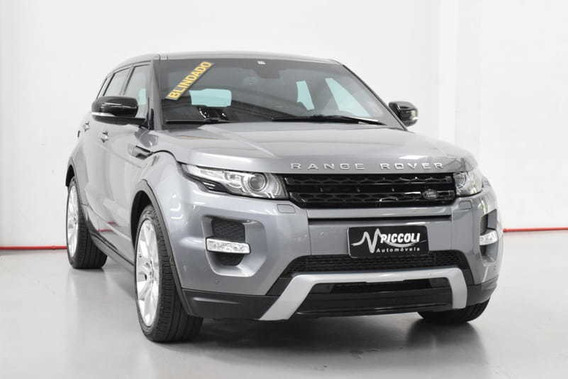 Land Rover Evoque Dynamic 5d Blindada