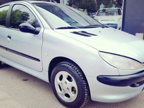 Peugeot 206 5ptas. 1.6 Xr Premium!!! Muy Buen Estado!!!