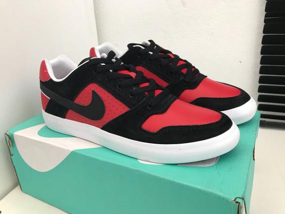 Tênis Nike Sb Delta Force 100% Original! Super Promoção! Top