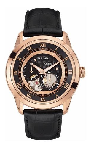 Relógio Bulova Social Masculino - Wb21874p