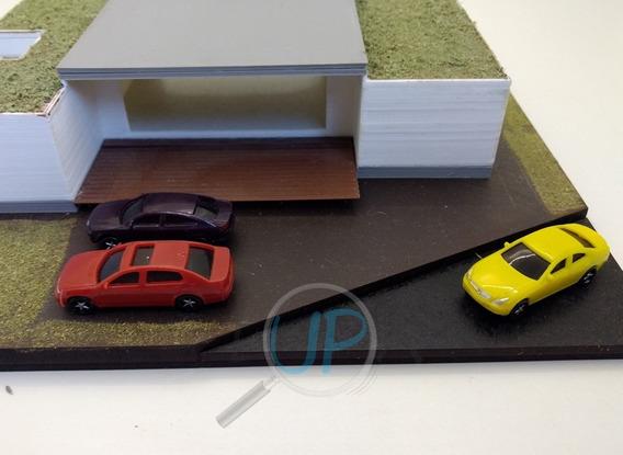 Miniaturas Automóveis Escala 1:100 - Maquete Kit 20 Pçs