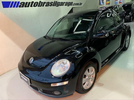Volkswagen New Beetle 2.0 Gasolina - Manual