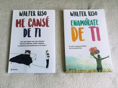 Enamórate De Ti Me Cansé De Ti Walter Riso Mercado Libre