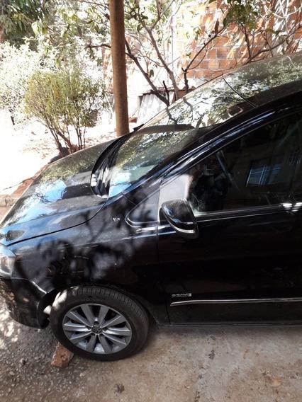 Volkswagen Fox 1.6 Vht Prime I-motion Total Flex 5p 2011