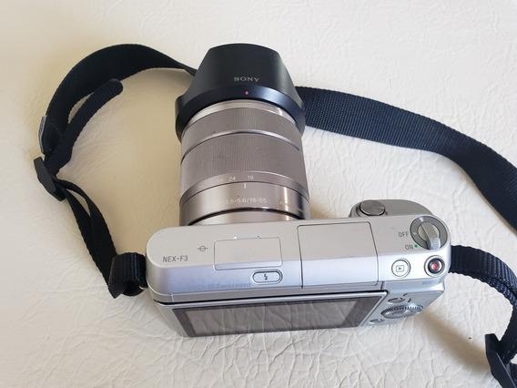 Câmera Sony F3
