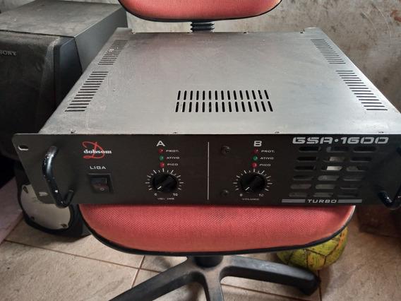 Amplificador Dobsom Gás.1600