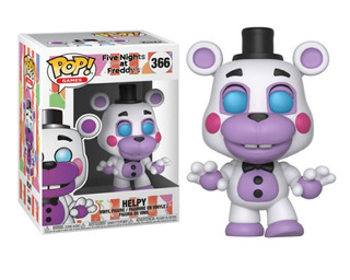 Funko Pop! Helpy 366 Five Nights At Freddys Muñeco Original