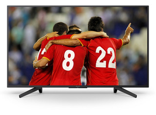 Tv Sony 55 4k Hdr Smart Tv Kd-55x725f
