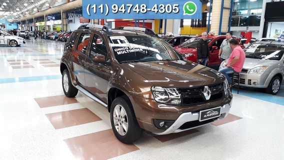 Duster 1.6 Dakar Flex 4p Manual 2016/2017