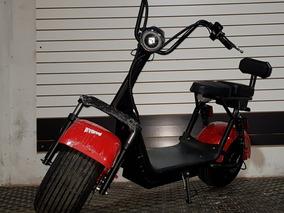Moto Scooter Eléctrico Batería Recargable